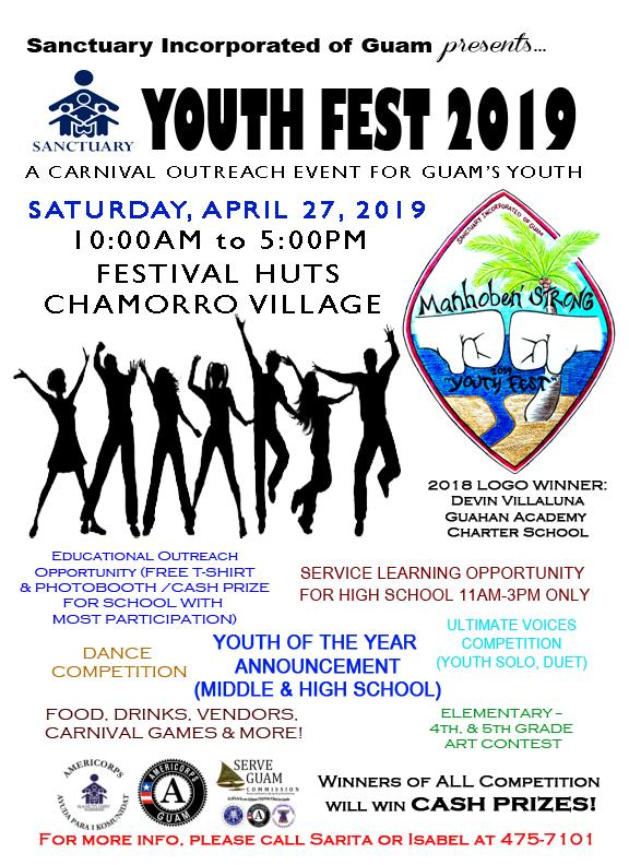 youthfest flyer